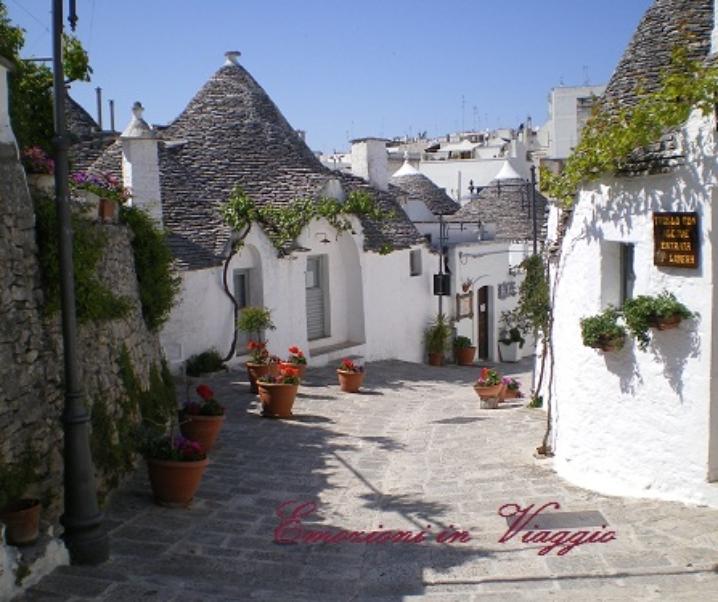 Albergo diffuso Puglia: quattro borghi per una vacanza autentica