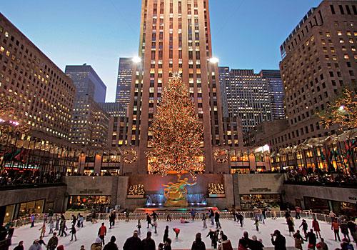 A NEW YORK LE FESTE SONO MAGICHE