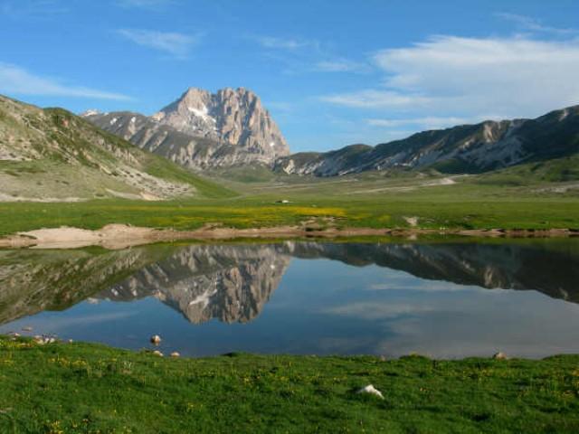 Viaggio alla scoperta dell'Abruzzo più verde