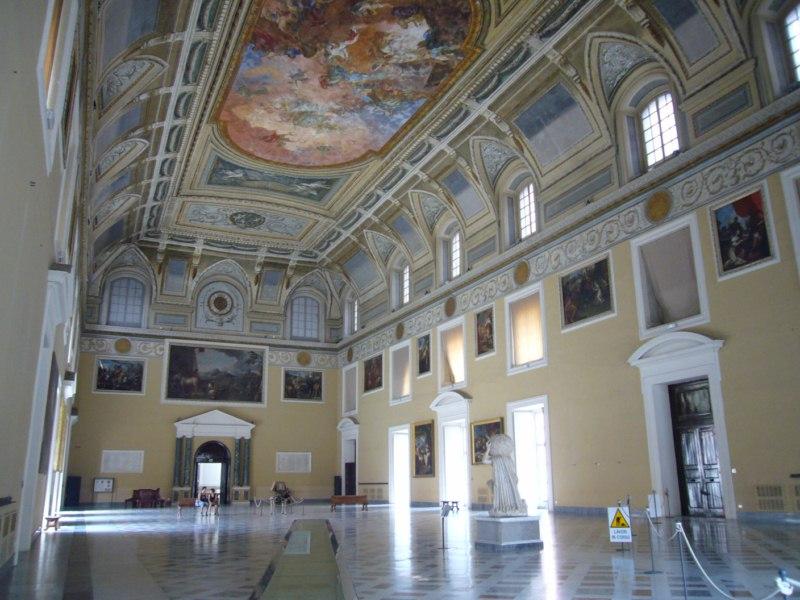 VISITA AL MUSEO ARCHEOLOGICO NAZIONALE DI NAPOLI