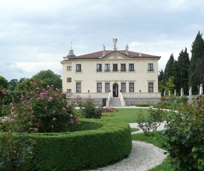 A Villa Valmarana ai Nani per ammirare i Tiepolo