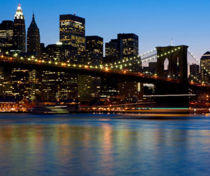 NEW YORK, GOLOSITÀ E VEDUTE MOZZAFIATO