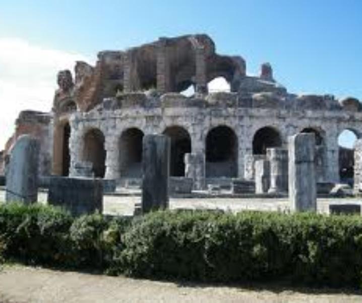 Tesori del passato a Santa Maria Capua Vetere