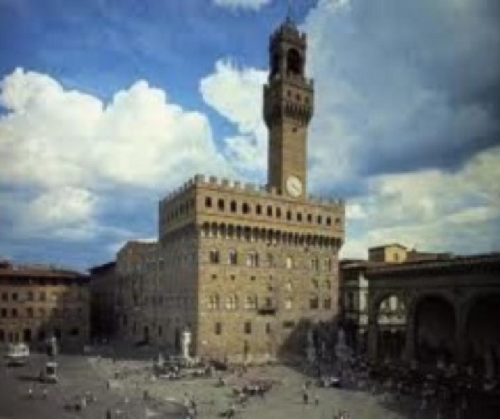 Firenze: da Piazza della Signoria a Piazza Duomo