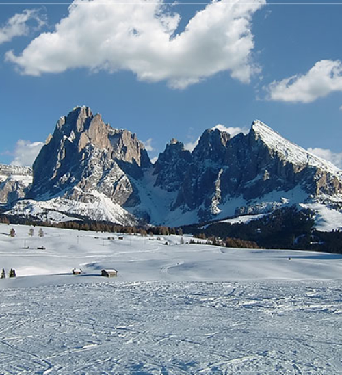 Vacanze neve Alto Adige, divertimento e relax sulle Dolomiti