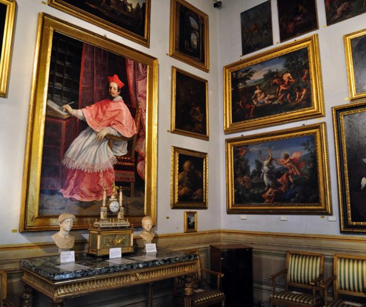 Galleria Spada, meraviglie d'arte e false prospettive