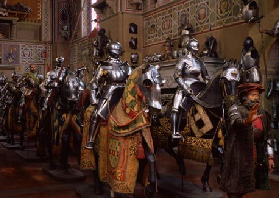 AL MUSEO STIBBERT, LE ARMATURE DEI SAMURAI