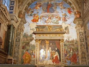 cappella_carafa_Filippino_Lippi