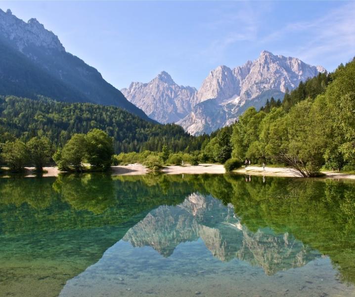 Slovenia, viaggio dalle Alpi al mare