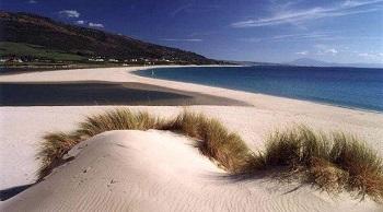 A Tarifa, tra spiagge dorate e mare da windsurf