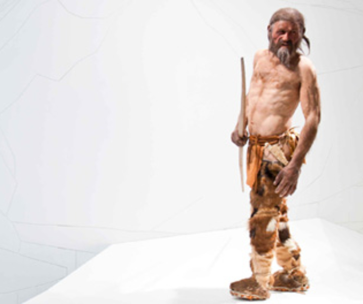 Ötzi, la Mummia del Similaun