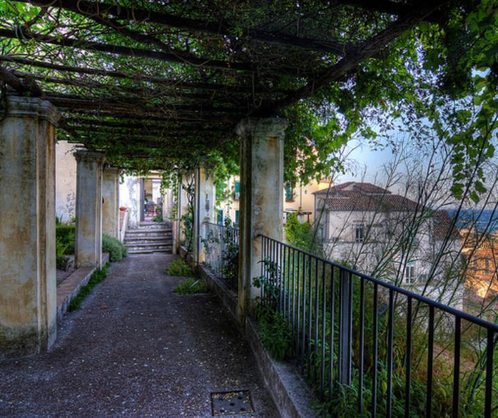 Il lato verde di Salerno