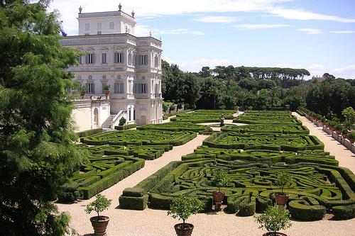 Al fresco tra i parchi e le ville di Roma