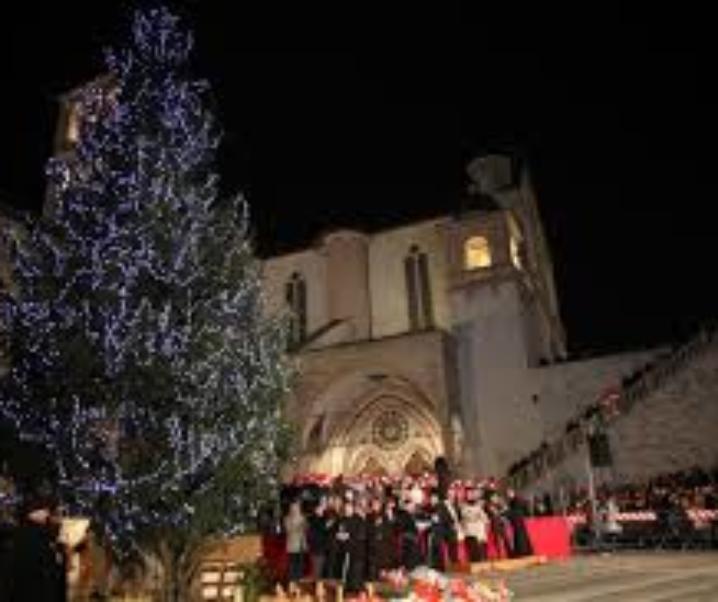 Assisi, la città dei presepi