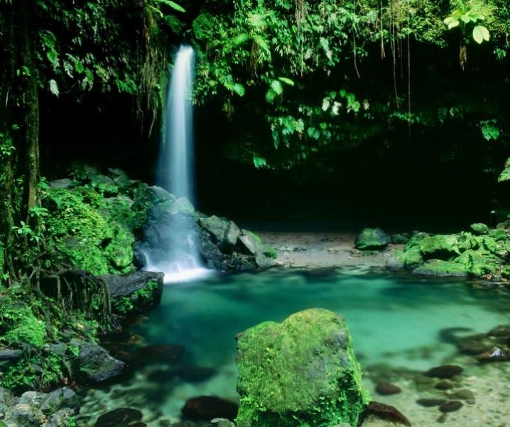 Dominica, meravigliosa per natura