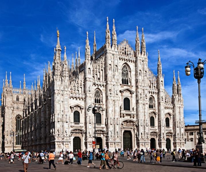 L'archivio, le terrazze e l'area archeologica del Duomo di Milano