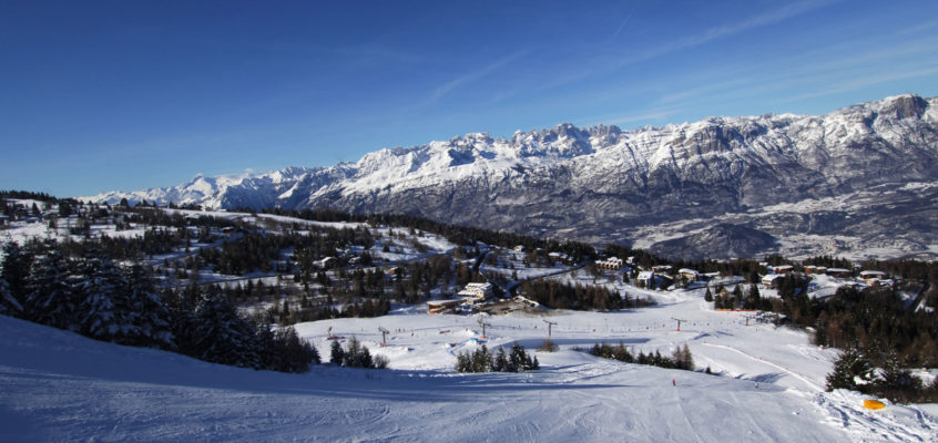 Bondone e Brentonicoski, Trentino formato famiglia