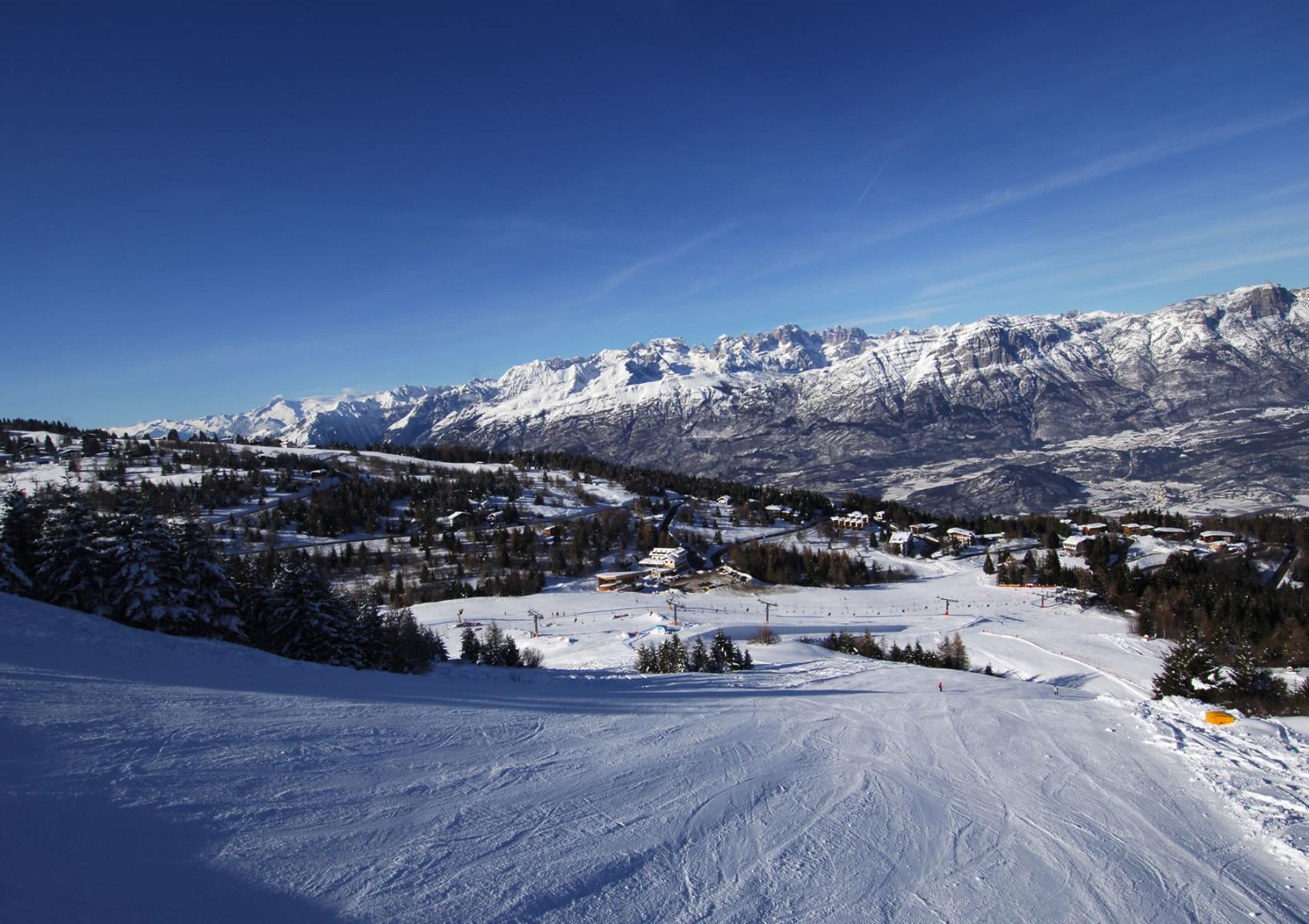 Risultati immagini per neve monte bondone