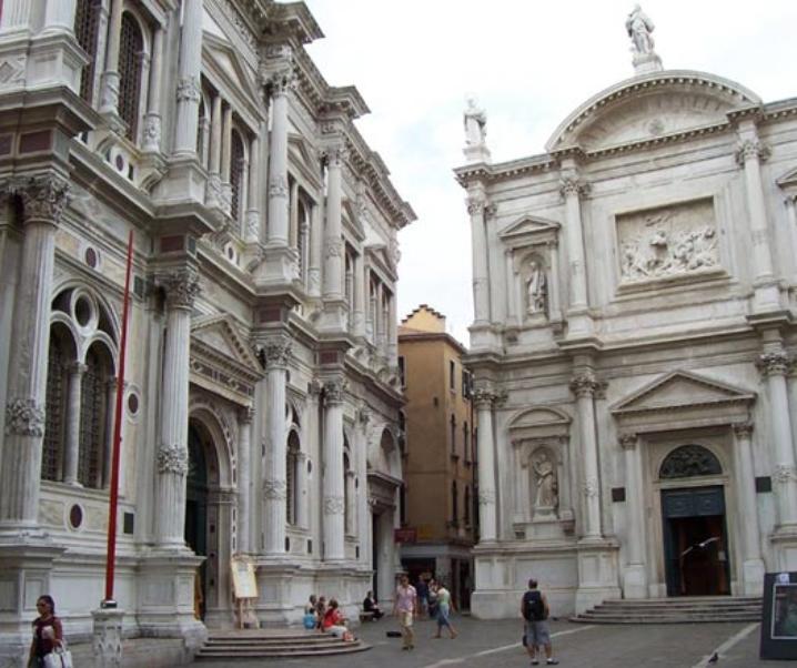Scuola Grande di San Rocco, nel segno del Tintoretto