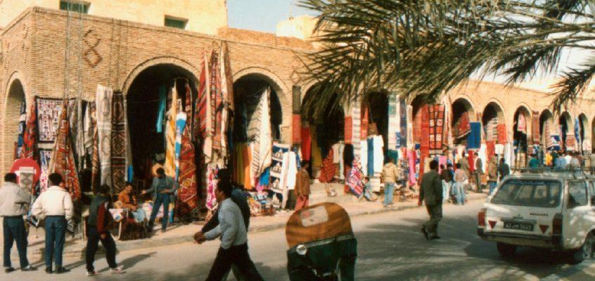 Tozeur, viaggio in Tunisia