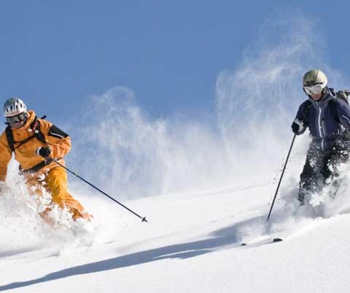 Sciare in Val Senales, dove l'inverno è un paradiso