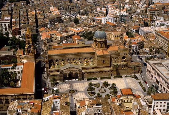 Da Palermo a Cefalù