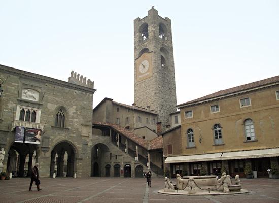 Bergamo: un centro storico prezioso e nuove tecnologie per scoprire la città