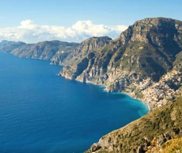 Trekking Campania, terrazze sul mare tra Costiera e Vesuvio