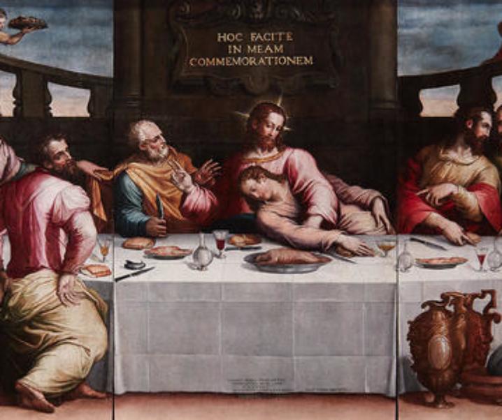 L'Ultima Cena del Vasari, rinasce dopo l'alluvione
