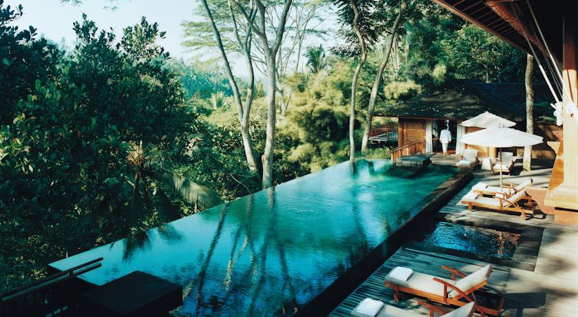 Vacanza a Payangan (Bali), un tempio di relax nella giungla