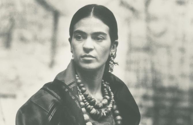 le opere di frida kahlo nella collezione gelman arte