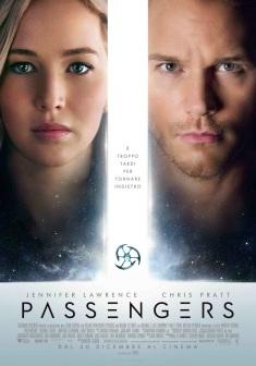 Passengers, l'amore in un viaggio interspaziale