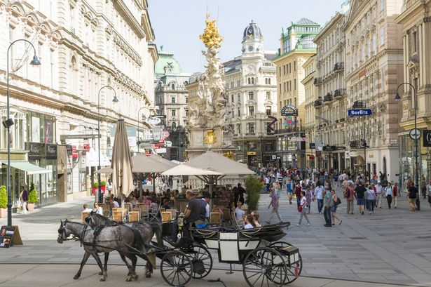 Un weekend a Vienna