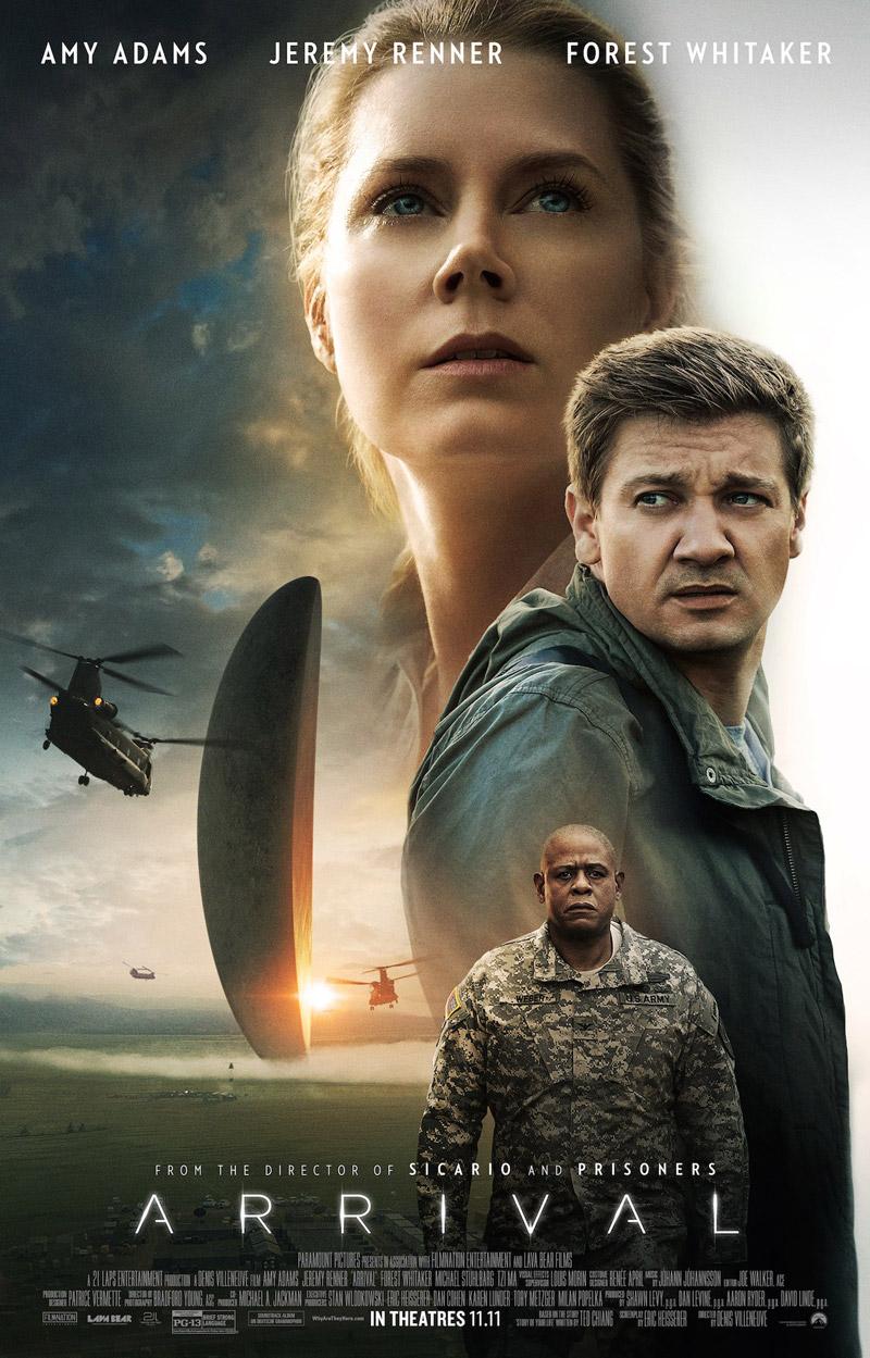 Film Arrival, se la fantascienza è un viaggio nella coscienza