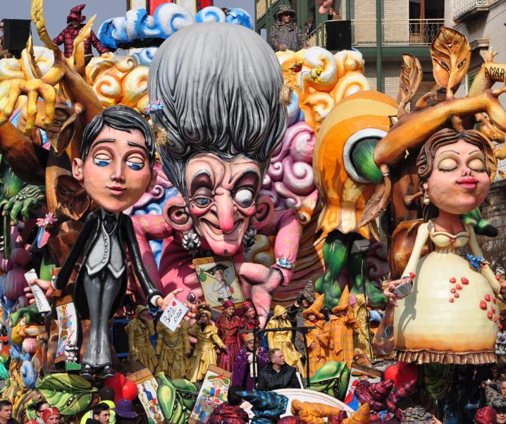 Carnevale di Putignano 2017,  il programma del carnevale più lungo d'Italia