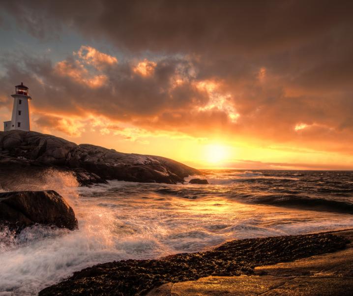 Nuova Scozia Canada, dove regna il mare
