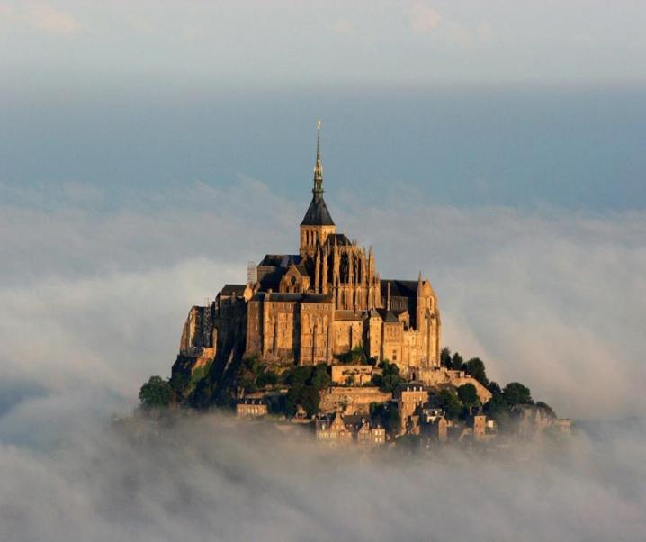 Mont Saint-Michel, meraviglia d'Occidente