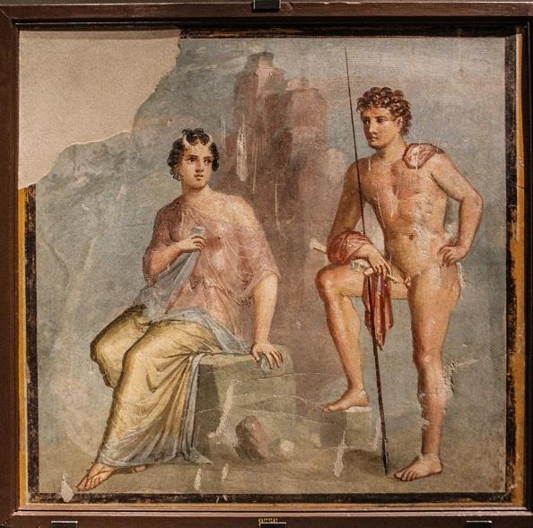 Amori divini in mostra al MANN di Napoli