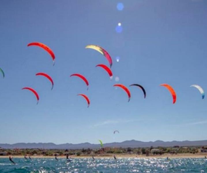 Kitesurf in Calabria, i lidi perfetti per volare