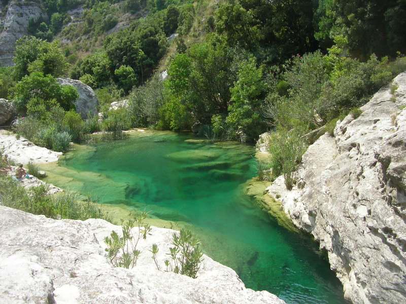 Sicilia: trekking e acquatrek nella Riserva del Cassibile