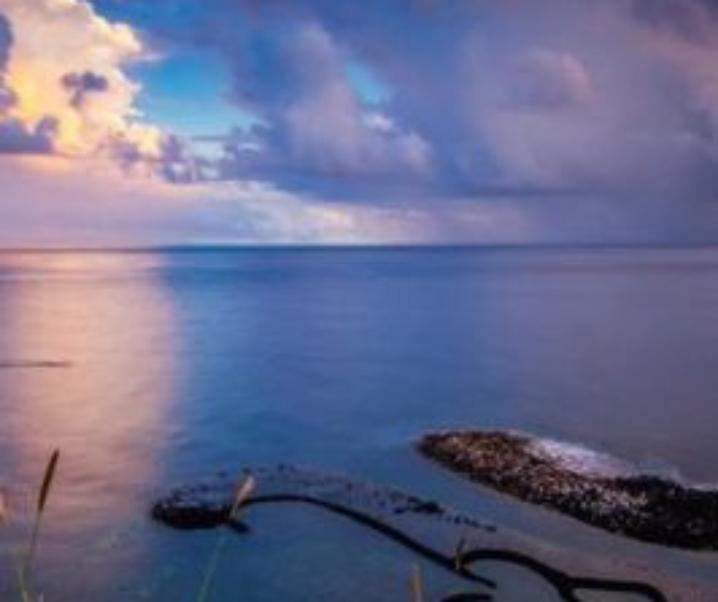 I cuori di pietra nel mare di Taiwan sono una trappola