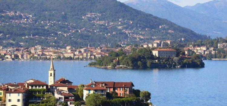Weekend a Stresa, la terrazza sul lago Maggiore