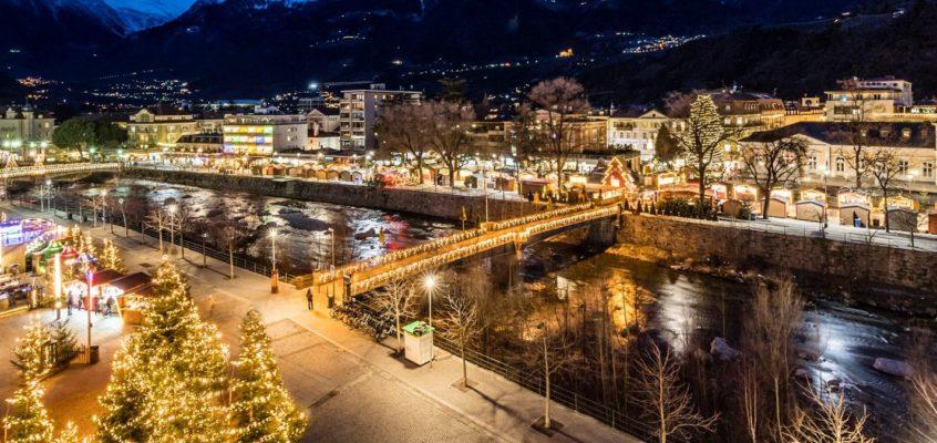 Mercatini di Natale Merano: 25 anni di feste e tradizioni