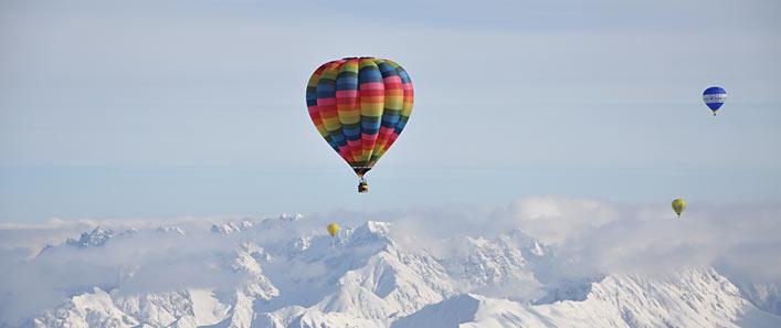 Dolomiti Balloon Festival 2018, lo spettacolo delle mongolfiere nel cielo dell'Alta Pusteria