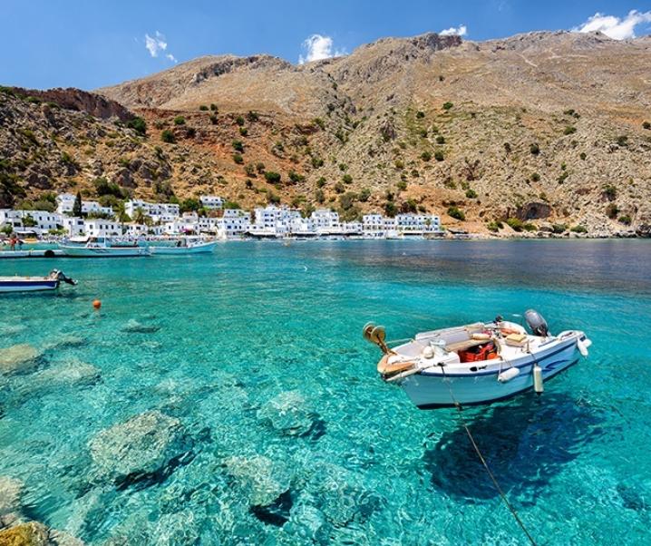 Vacanze estive Grecia: a Creta, sole, mare e cultura