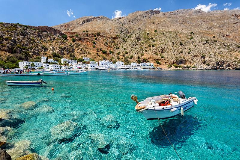 Vacanze estive 2019 in Grecia: a Creta, sole, mare e cultura