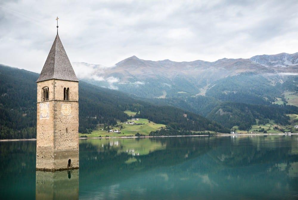 campanile_Lago_di_Resia_Val_Venosta