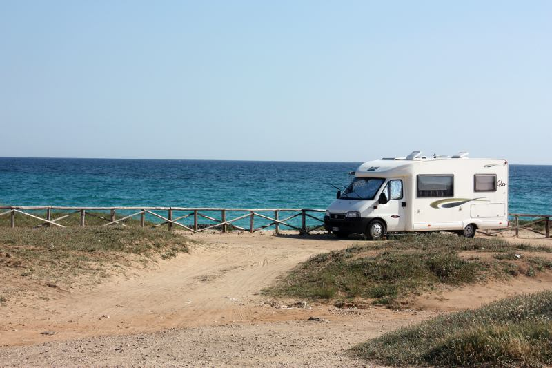 Vacanze estive 2018 in camper: Salento on the road