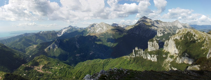 Toscana: trekking sulle Alpi Apuane