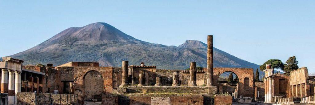 Visita agli scavi di Pompei, un tuffo nel passato